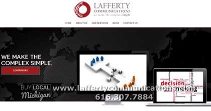 Lafferty Communications Michigan