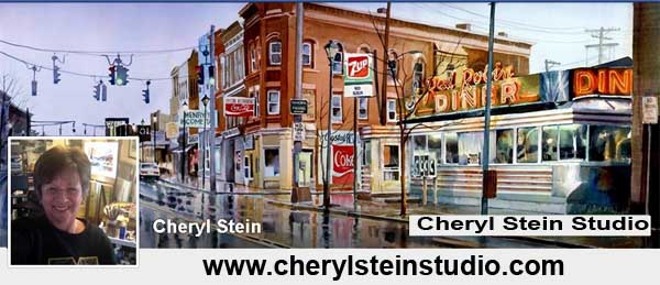 Michigan Artist Cheryl Stein