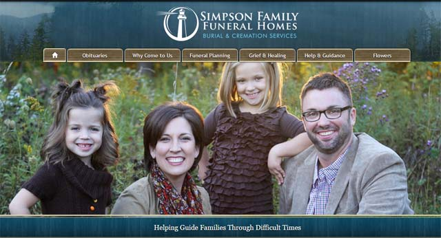Simpson Family Funeral Homes