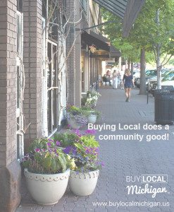 buying local michigan