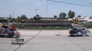 Coopersville Michigan