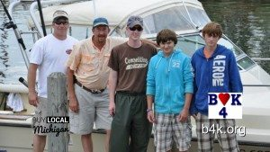 Muskegon Salmon Fishing Tournament