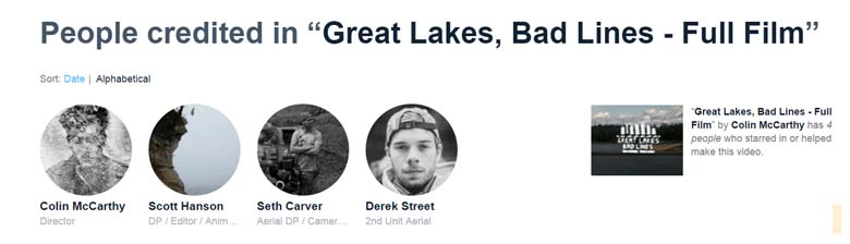 Review of Great Lakes Bad Lines Documentary