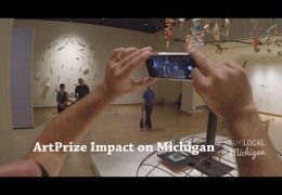 Economic Impact ArtPrize has on West Michigan