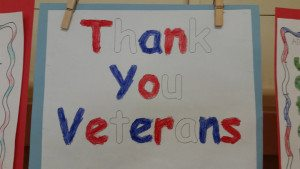 MacNaughton Elementary Veterans Day