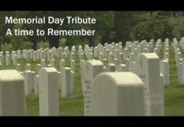 Take time to Remember – Memorial Day