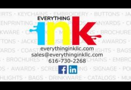 Everything Ink printing-apparel-promotional Grand Rapids